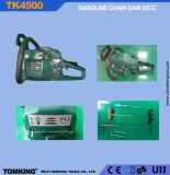 45cc Gasoline Chain Saw with Ce Certification