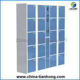 Powder Coated China Top Digital Electronic Storage Cabinet Locker