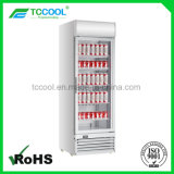 Refrigerated Upright Vertical Freezer for Frozen Products