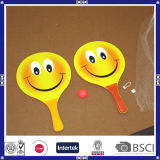 Factory Price OEM Logo MDF Beach Racket