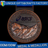 Customize Size Running Awards Metal Sports Medal for Events