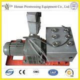 Csj Post Tension Strand Pusher Machine for 12.7mm Strand