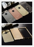Fashion Mirror Aluminum Metal Cover for Samsung S3/S4/S5/S6 Phone Case