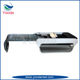 Display Remote Controller Foldable Thermal Jade Massage Bed with Wheels