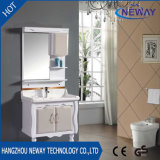 Modern Bathroom Basin Cabinet PVC Bathroom Vanity