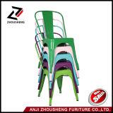 Hot Selling Best Price Steel Modern Design Vintage Industrial Dining Metal Chair