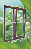 Aluminum Tilt &Turn Window/Aluminum Double-Open Wany Window