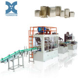 Automatic 18L Square Oil Can Pail Body Production Line Making Machine