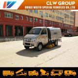 Mini Changan Truck Mounted Street Sweeper Vacuum Road Sweeper