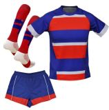 Goldleaf OEM Cheap Poly-Spandex Sublimation Printing Custom Rugby Uniform/Rugby Jersey