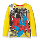Customize Cheap Fashion Printing Kid's T-Shirts Various Colors