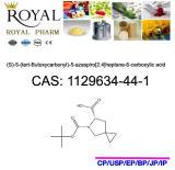 (S) -5- (tert-Butoxycarbonyl) -5-Azaspiro[2.4]Heptane-6-Carboxylic Acid CAS: 1129634-44-1