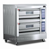 Bakery Equipment /4 Trays Gas Deck Oven / Gas Bread Oven
