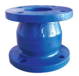 Flange Ends Silent Check Stop Valve for Water Pump System