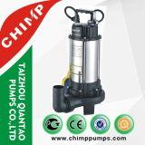 V1300d Sewage Submersible Single Phase Motor Water Pump