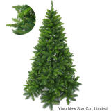 Traditional Plastic Green Big Christmas Tree