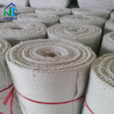 Aluminum Silicate Ceramic Fiber Cloth with Stainless Steel Wire Ss, Ceramic Fiber Cloth for Fireplace