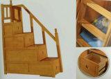 Children Solid Wooden Bed, Bunk Bed Frame for Bedroom Furniture (HA-02)