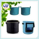 as-Mc Wholesale Felt Grow Bag Plant Container Smart Flower Pots