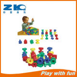 Ew Design Indoor Pretend Play Set Plastic Kids Building Blocks