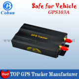 Tk103 Car Vehicle Trackers Sos Panic Button Geo-Fence Mobilephone SIM Card GSM GPRS Vehicle GPS Tracker