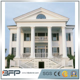 Marble Natural Stone Columns for Hotel/Villa/Shopping Mall/Infrastructual Projects Decoration