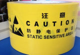 PE Woven Fabric Traffic Barrier Tape, Caution Tape, Warning Tape