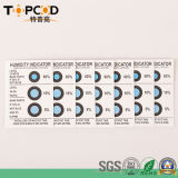 Commonly Used 3 Dots Hic Humidity Indicator Card