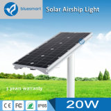 New Products Solar Sensor Street Garden Light