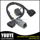 High Quality Custom Electronic Connector Cable Wiring Harness From Factory
