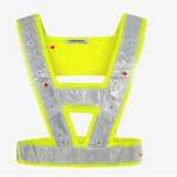 High Quality Safety Vest with LED Light
