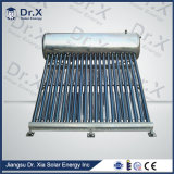 2016 Best Price Compact Unpressurized Solar Water Heater Installation