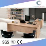 Foshan Modern Furniture Manager Table with Extension Desk (CAS-MD1830)