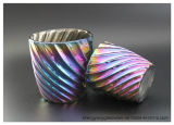 Wholesale Colorful Ion Plating Decorative Candle Holders