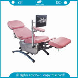 Hospital Electric Patient Transfusion Multifunction Medical Adjustable Electronic Blood Donation Chair