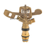 Brass Controllable Angle Impact Sprinklers with 3/4 Male Thread