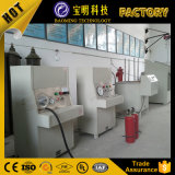 Cheap Production Line Wheeled Fire Extinguisher Dry Power Filling Manchine