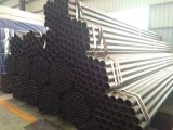 Cheap Black Building Material A53 Seamless Steel Pipe