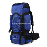 75L Nylon Climbing Moutaineering Gear Sports Travel Bag Rucksack Backpack
