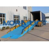 Yard Ramps for Loading and Unloading Goods Container Mobile Dock Ramp