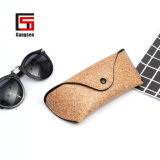 High Quality Cheap Custom Print Leather Sunglasses Case