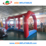 Large Outdoor PVC Inflatable Hanging Game for Water Play Park