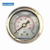 Good Price Cheap Stainless Steel Liquid Water Filled Pressure Gauge Meter