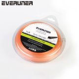 EVERUNER Dual Color Duo Power Heavy Duty Nylon Trimmer Line