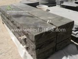 Stone Steps, Bluestone Steps, Blue Limestone Split Face Stone Steps