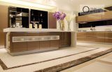 Custom Made High Glossy Kitchen Cabinet (K-009)