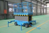 Hydraulic Small Scissor Man Lift Crane for Maintenance