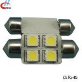 Shock-Resistant 2*2 36mm LED Car Festoon Light (LHA326S5N)