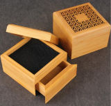 Mosquito-Repellent Incense Bamboo Box