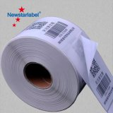 Multi-Specification Blank Paper Adhesive Fragile Label Bar Code Printing Sticker